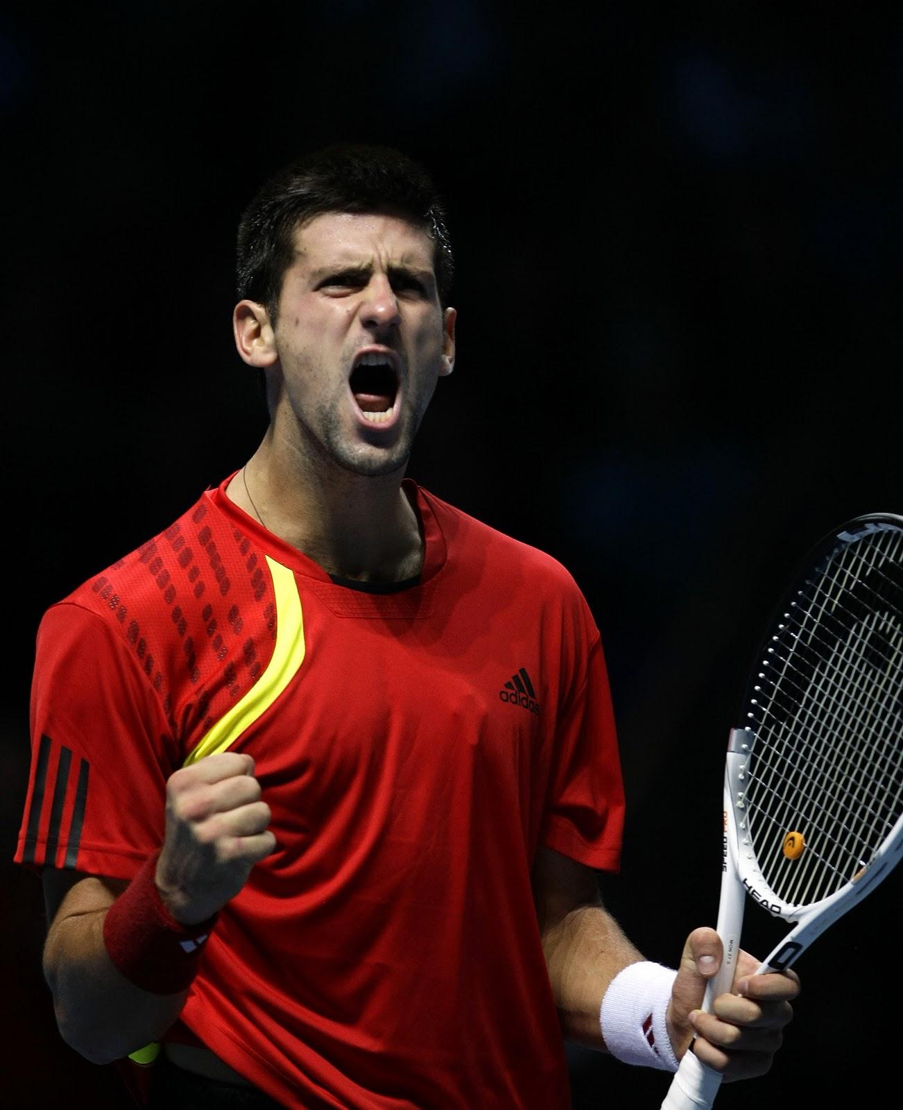 informations, videos and wallpapers: Novak Djokovic