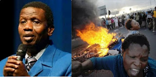 Xenophobia: Pastor Adeboye warns over plans to evacuate Nigerians