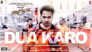 Dua Karo Lyrics - Street Dancer 3D | Varun Dhawan,