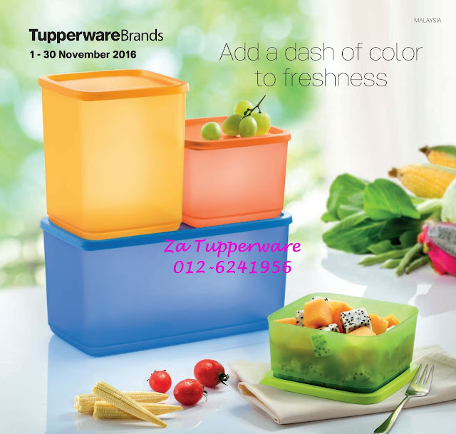 Tupperware Mini Catalogue 1st - 30th November 2016
