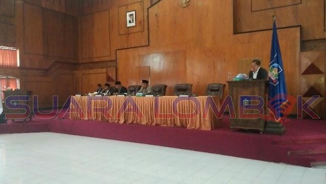 Gabungan Komisi Koreksi Sejumlah Anggaran
