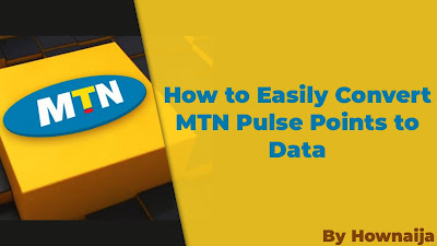 How to Easily Convert MTN Pulse Points to Data