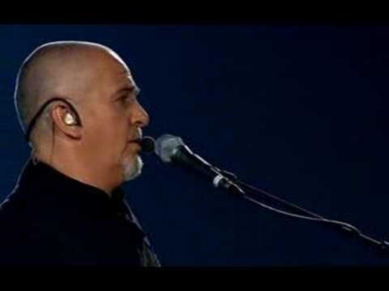 Peter Gabriel Book Of Love