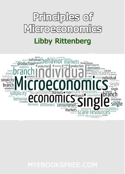 Principles of Microeconomics by Libby Rittenberg PDF Download | Free Business ebook