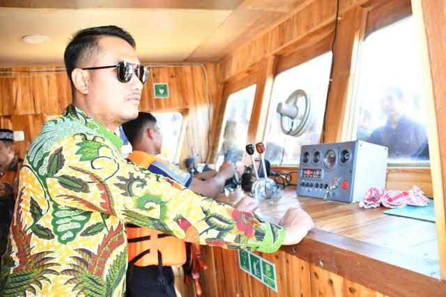 Bupati Sinjai Resmi Operasikan Banawa Nusantara