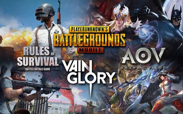 Daftar Game Populer 2019 Untuk Android
