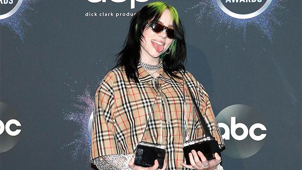 Billie Eilish, 17, fãs a defendem depois queela admite não saber quem é Van Halen