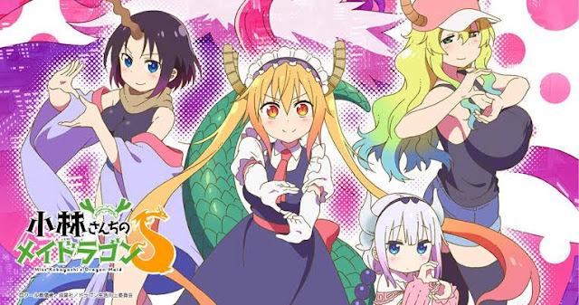 Kobayashi-san Chi no Maid Dragon Season 2