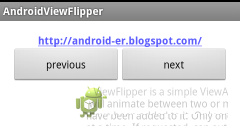 Android-er: Using GestureDetector to detect user swipe, onFling()