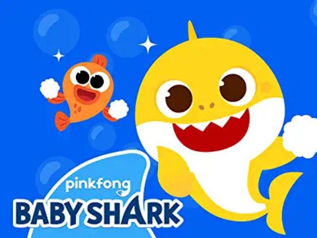 Лучшие игрушки 2020 года Baby Shark