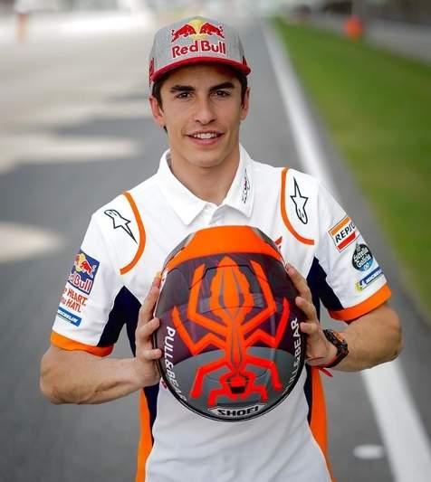 Marc Marquez Dan Repsol Honda perpanjang Kontrak sampai 2024