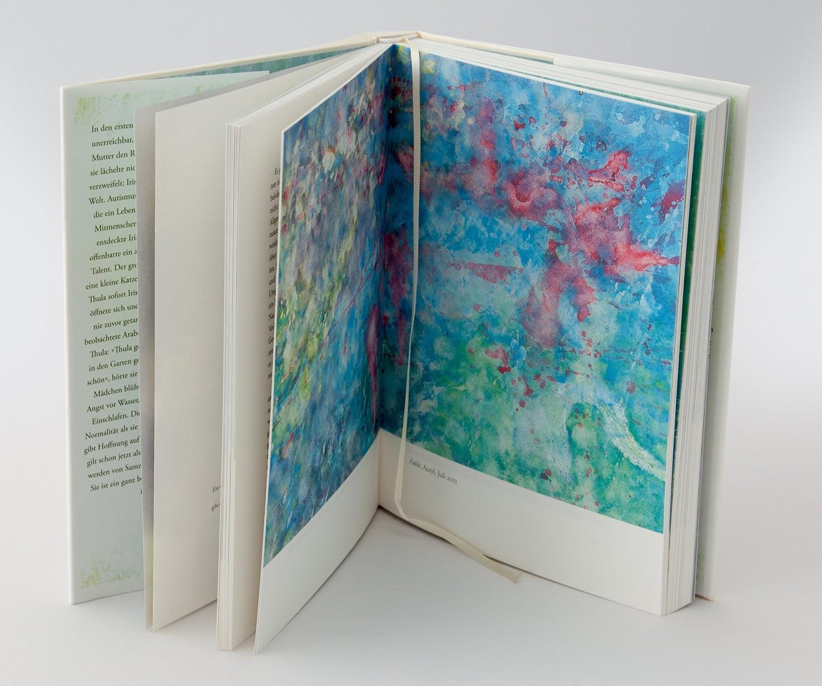 Rezension Iris Grace Bilder Malen Tausend Worte Die Geschichte