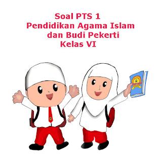 Contoh Soal PTS / UTS PAI dan Budi Pekerti Kelas 6 K13 Tahun 2019/2020