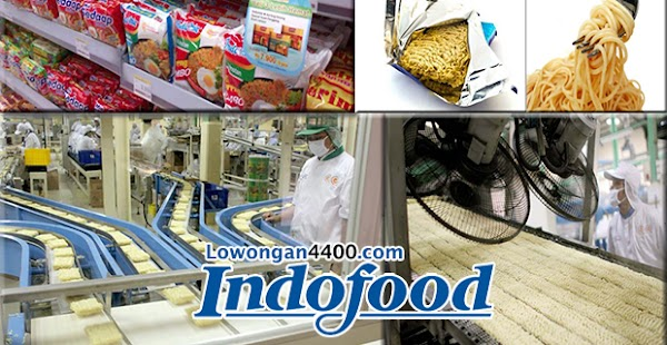 Lowongan Kerja Lathe Operator PT. Indofood CBP Noodle Division Juli 2018