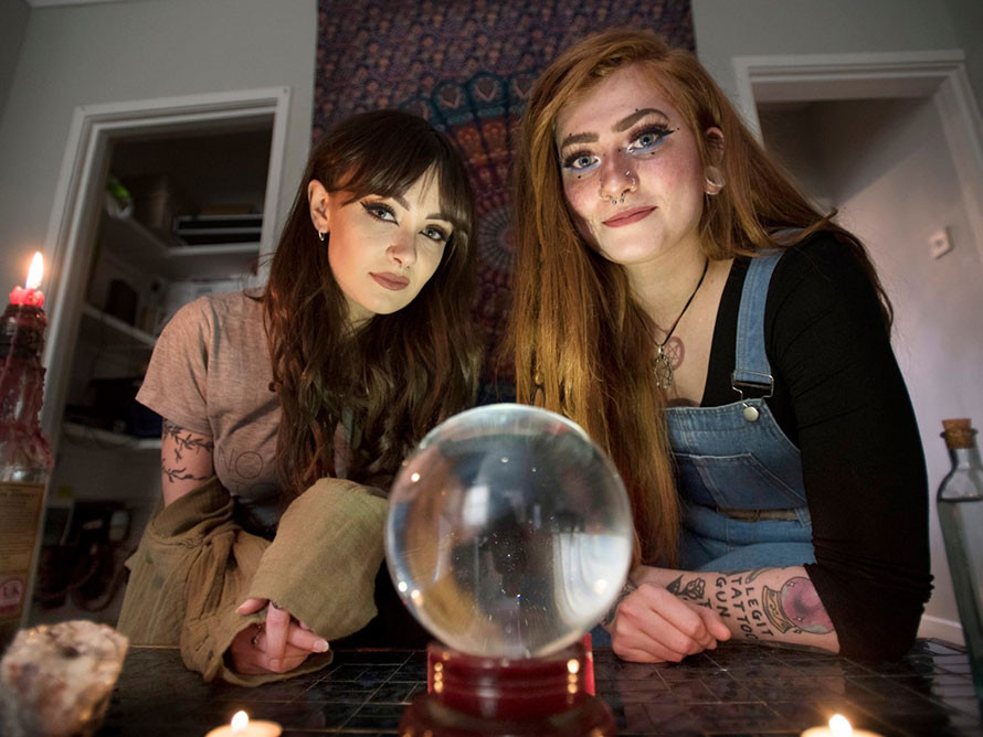 Witchcraft in UK