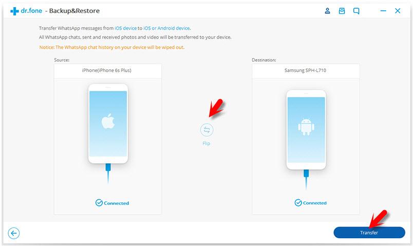 Cara Memindahkan data WhatsApp (wa) dari IPhone ke android atau ...