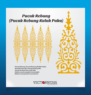 Download Vector Pucuk Rebung Kaluk Paku-vectornesia
