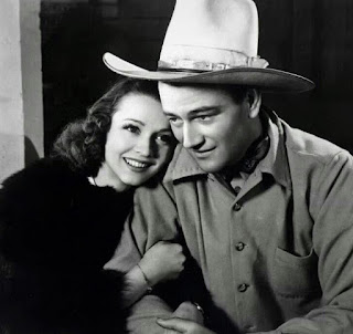 Carole Landis John Wayne