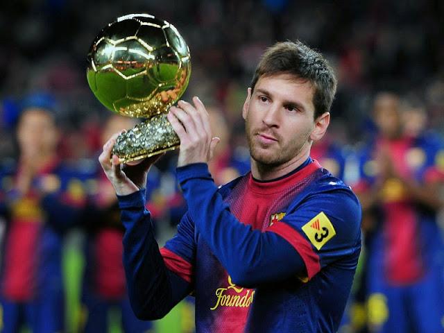 Biografi Lionel Messi Legenda Sepak Bola Dunia
