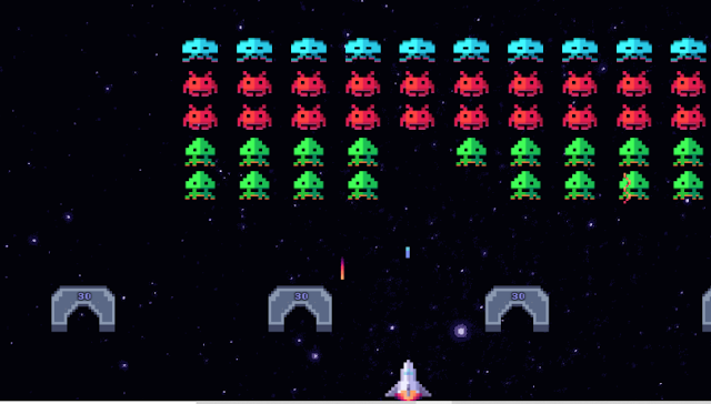 Space Alien Invaders: Arcade Alien Shooting Video Game