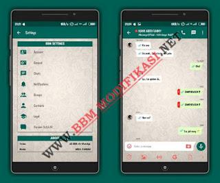 BBM Mod WhatsApp v3.3.0.16 Apk Terbaru