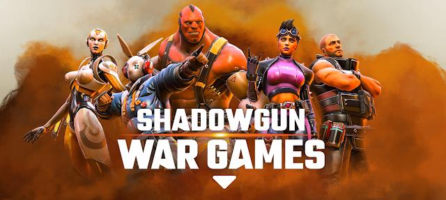 التسجيل في لعبة شادوغان Shadowgun على اندرويد