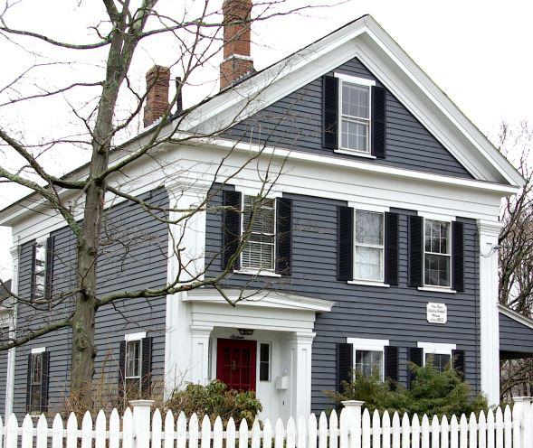 Exterior House Trim Designs