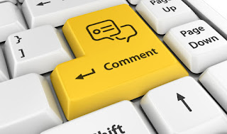 Choosing blogs to comment on