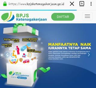 Program Bpjs Ketenagakerjaan merupakan hal yang sangat penting dimiliki oleh setiap peker Cara Daftar Bpjs Ketenagakerjaan Online