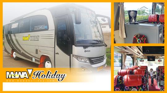Bus Wisata Bandung Dengan Berbagai Jenis Dan Harga