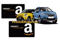 Logo Auto Europe concorso ''Il peggior regalo di Natale'': vinci gratis buoni Amazon