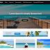 Adventur Blogger Template Premium Version free Download