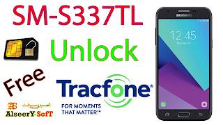 Unlock SAMSUNG J3 SM-S337TL TRACFONE | Free - درويد الجمالي