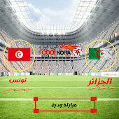 تقرير مباراة تونس والجزائر مباراة ودية
