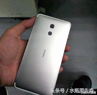 Foto Asli Smartphone Nokia