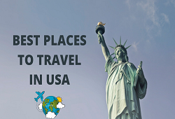 Best Places to Travel in USA