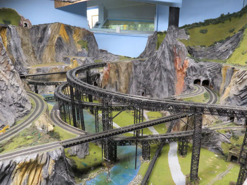 Northlandz Model RR display