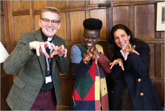 Wiyaala's UK Fundraiser For Ghana Teaching Programme