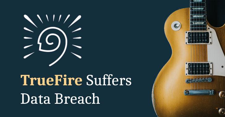 truefire data breach