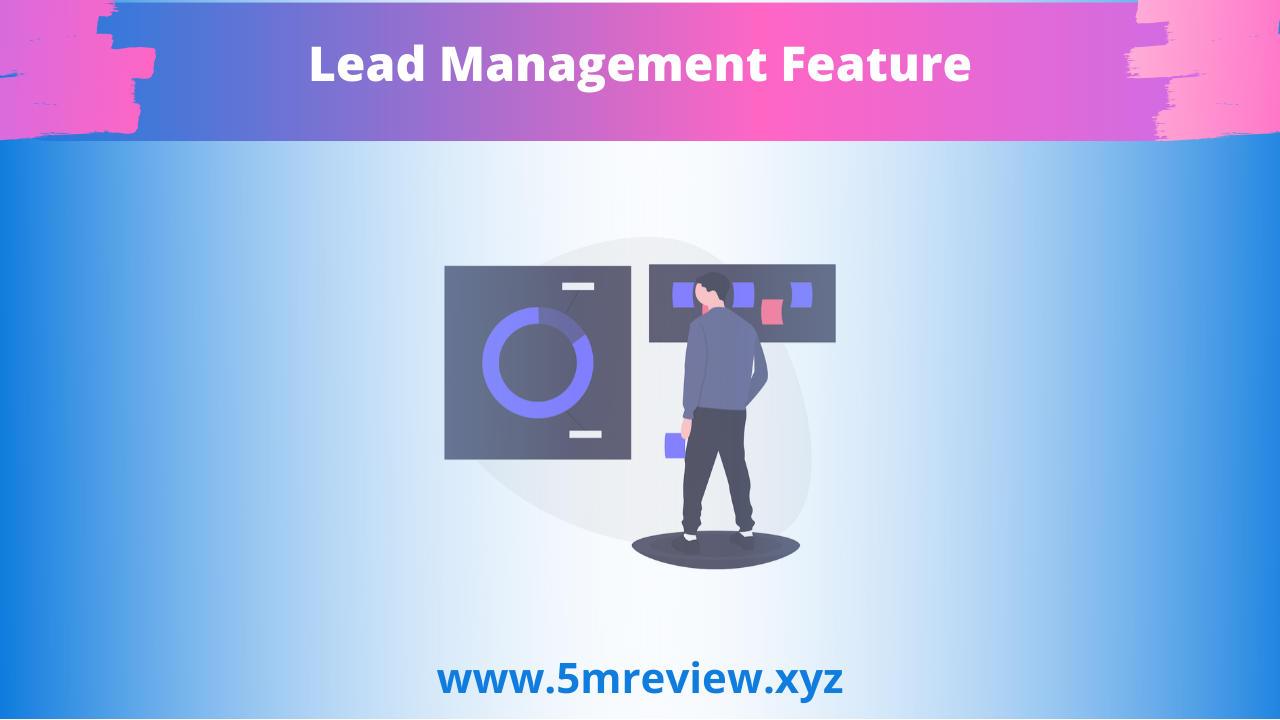 WebSuitePro Lead Management Feature