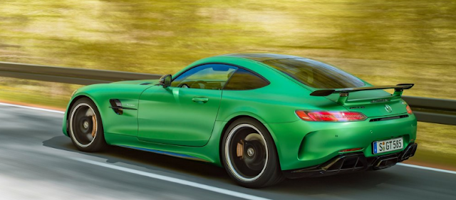 2017 Mercedes AMG GT-R Performance