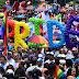 Miles marchan por la diversidad sexual en Reforma