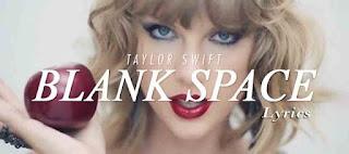 Blank Space Lyrics Taylor Swift