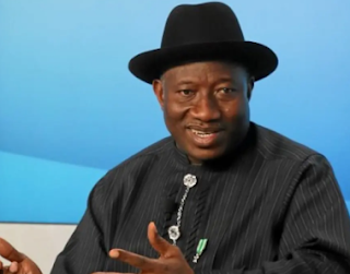 2015: 'I've no enemies to fight', i accept your apology, Jonathan tells Shagari son