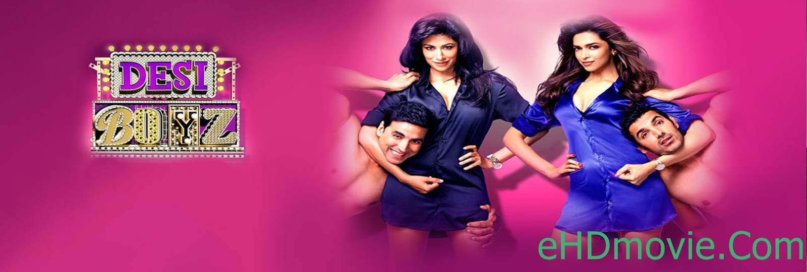 Desi Boyz 2011 Full Movie Hindi 720p - HEVC - 480p ORG BRRip 350MB - 550MB - 1GB ESubs Free Download