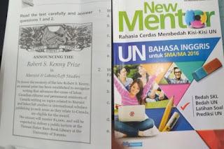 Lambang Palu-Arit Terdapat di Buku Kisi-kisi UN SMA/MA