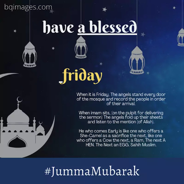 have a blessed Friday quotes