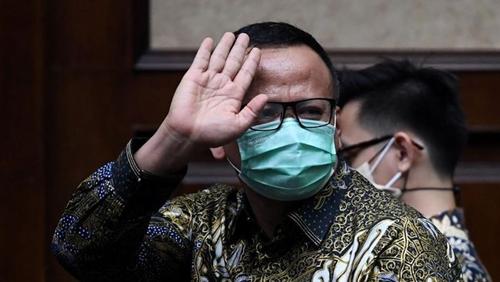 Edhy Prabowo: Tidak Ada Niat Hidup Saya Untuk Korupsi, Apalagi Mencuri