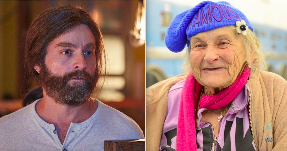 Zach Galifianakis Has Been Paying The Rent Of A Homeless Woman For Years