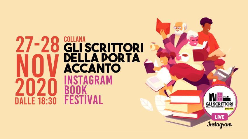Gli Scrittori Della Porta Accanto Instagram book festival